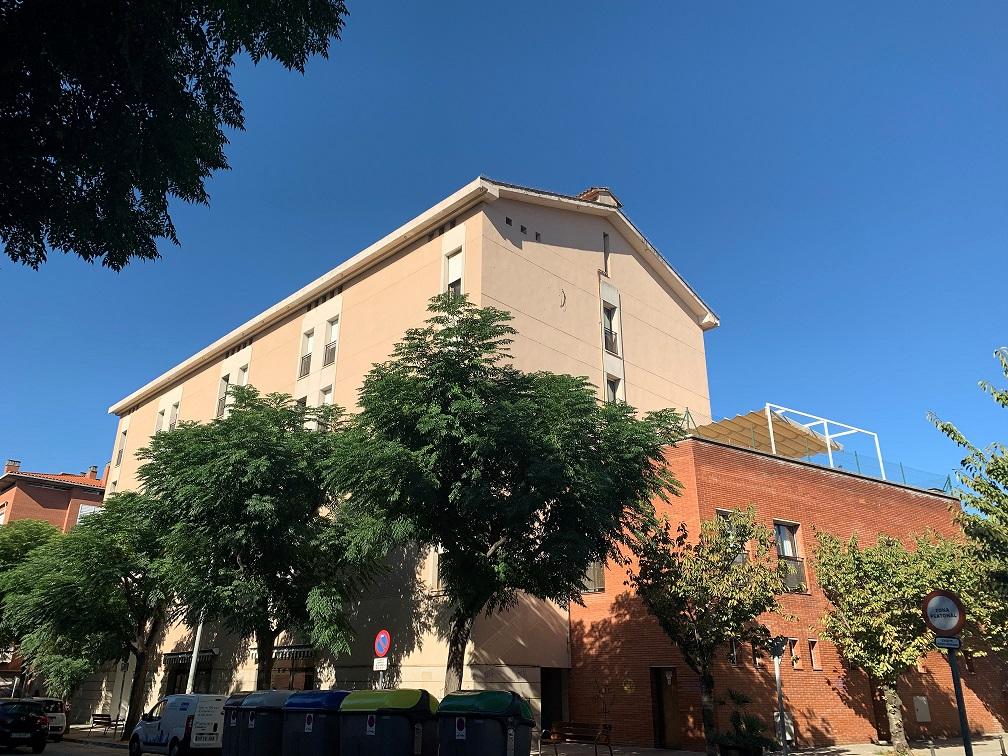 Centre residencial Sophos | Barberà del Vallès 1.Façana